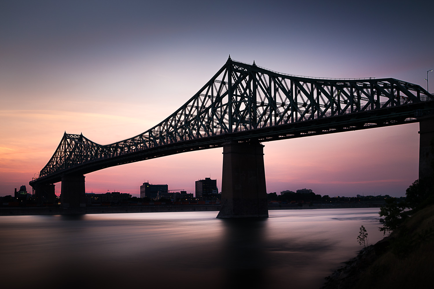 Jaques Cartier bridge