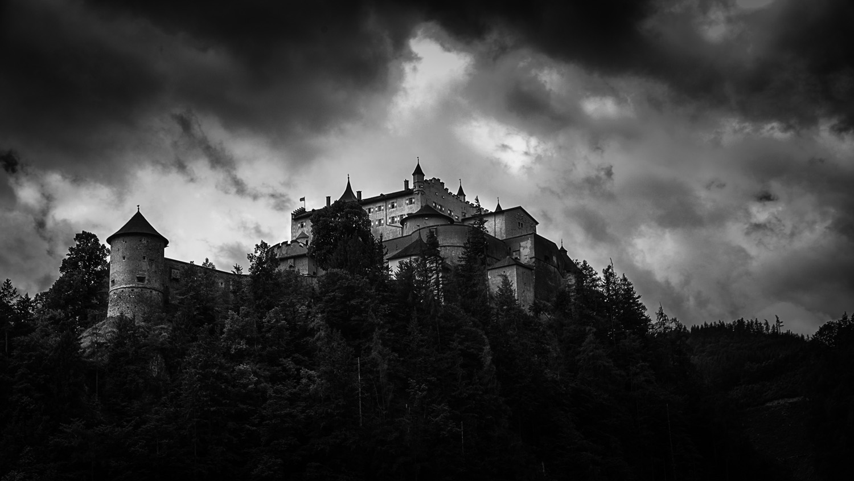 Hohenwerfen Castle, Salzburg