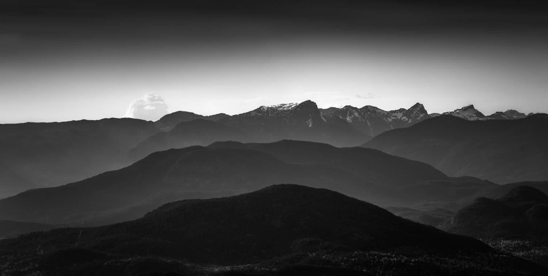 Coastal Range Mountains