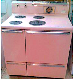 Ours was a Frigidaire, but General Electric did this model, as well.
