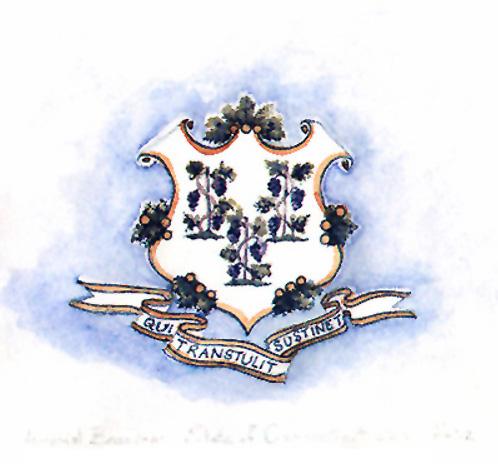 Connecticut Armorial Bearings