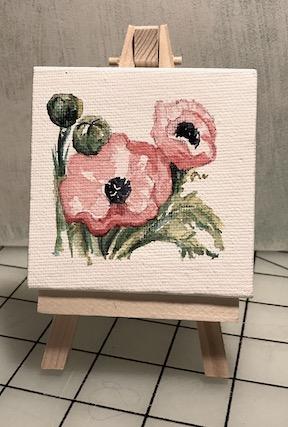 Poppy mini 2
