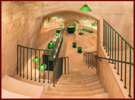 Enjoy the wine in an ancient Italian Cave at Enoteca dai Tosi