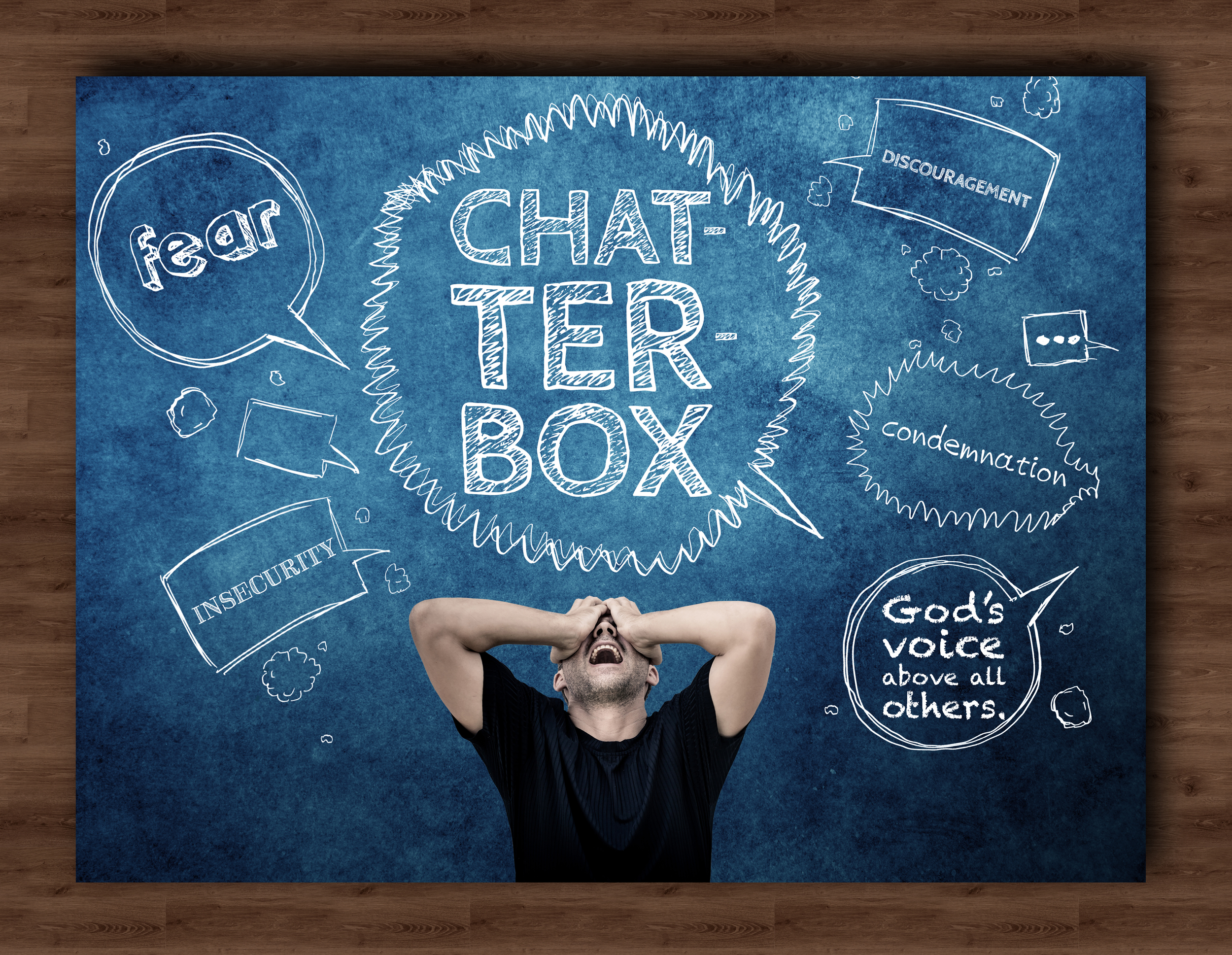 Chatterbox series for Young Adults at Christ Journey Church