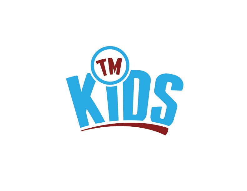 Also created a logo for the Children's Ministry that tied in to the overall brand.