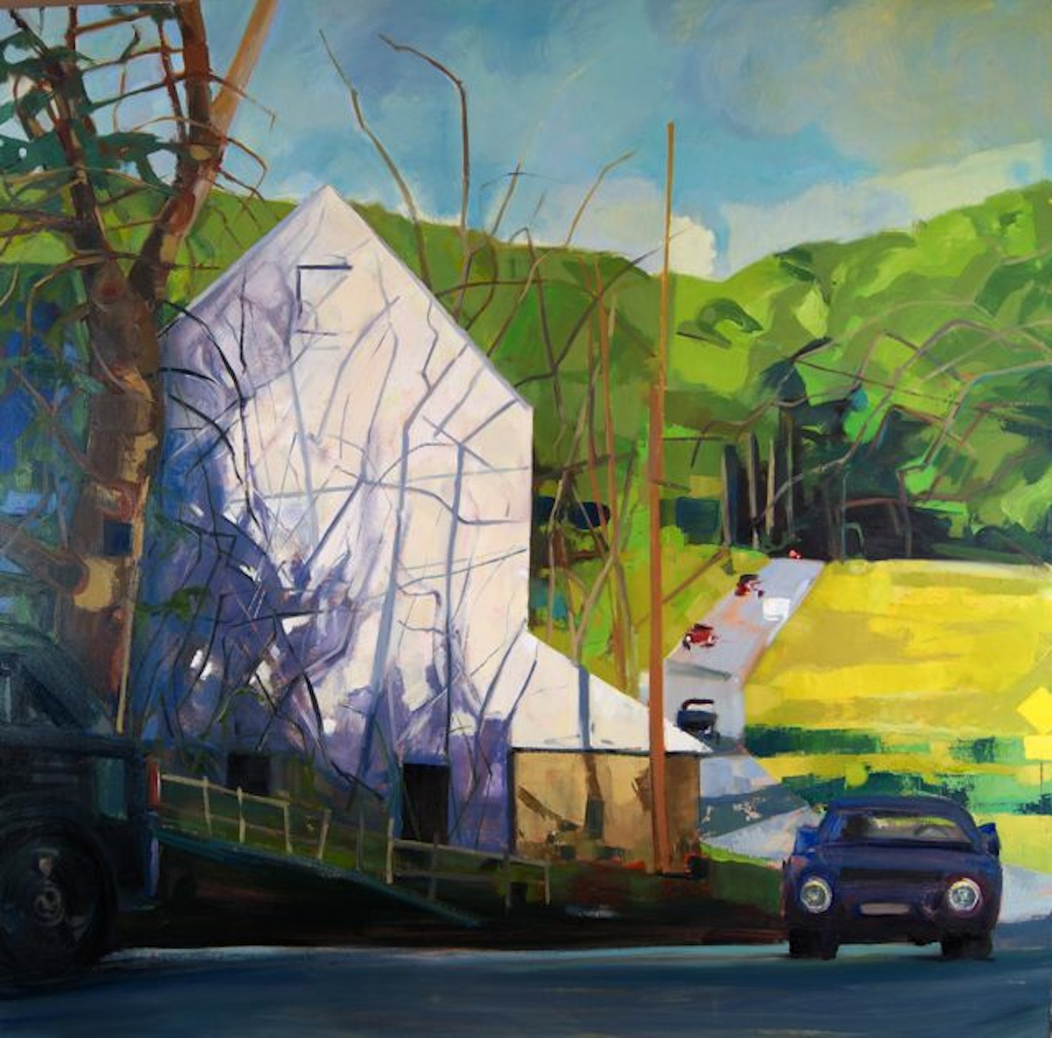 SOLD Public Collection 48x48