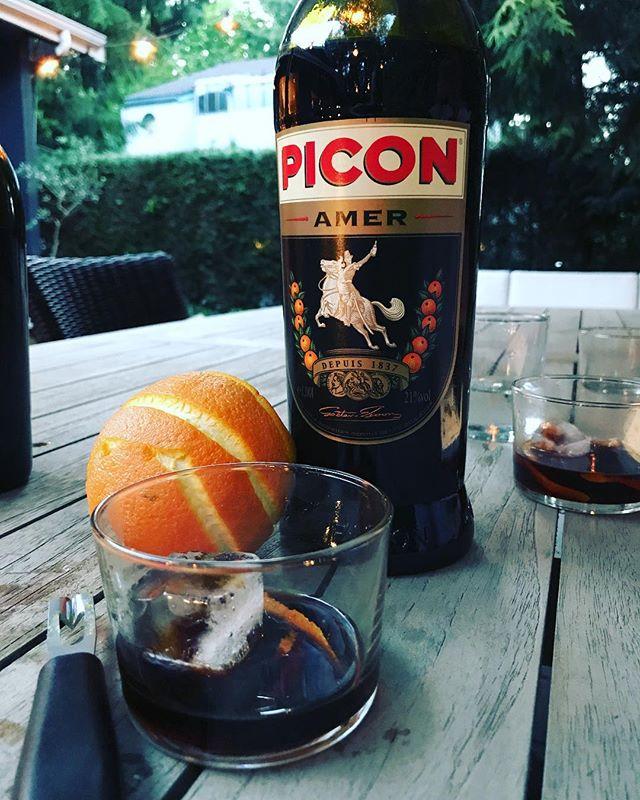 More tasting deliciousness. French Amer. Picon! . #picon #france #apertif