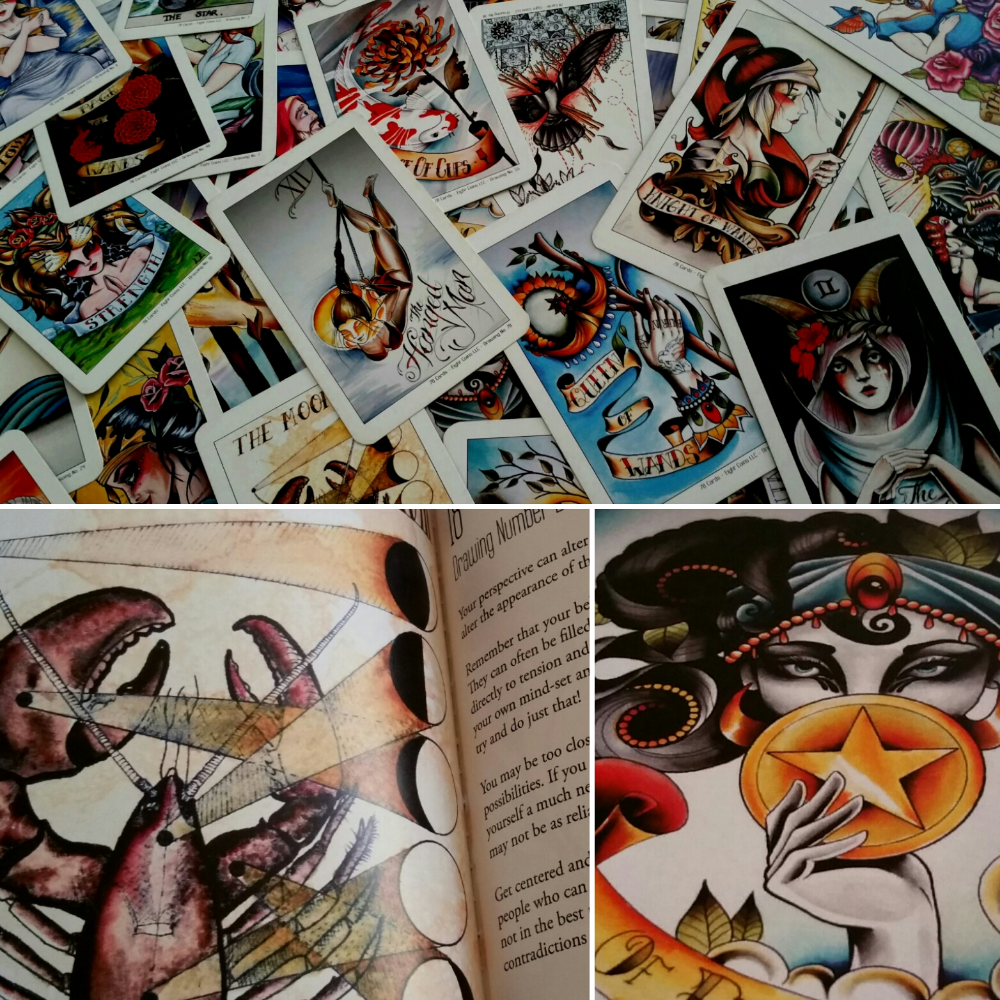 78 Cards & The Book of Meanings by Lana Zellner