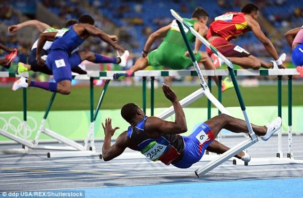 Jeffrey Julmis_Haiti_Olympics