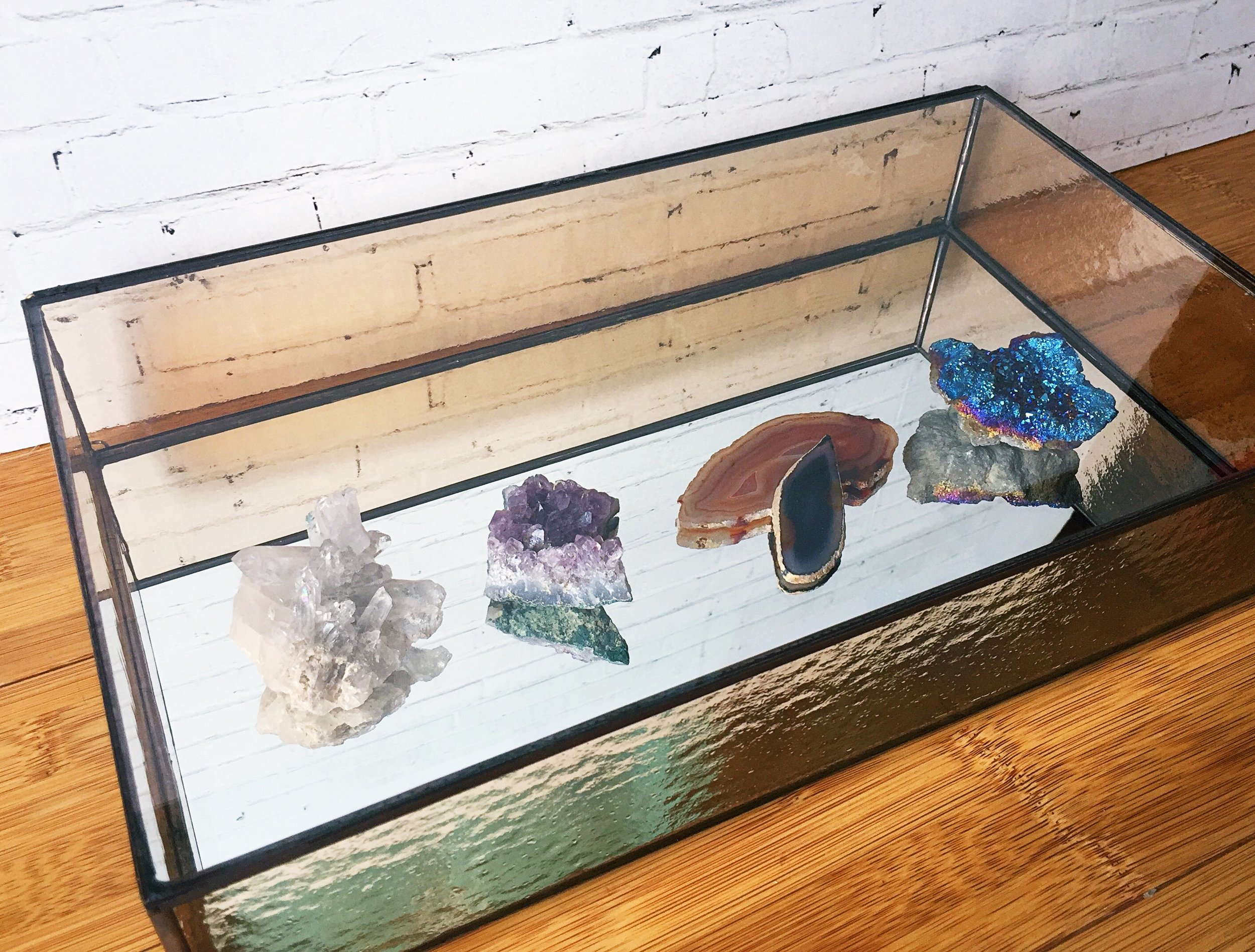Jewelry Display Case for La Loba in Oakland