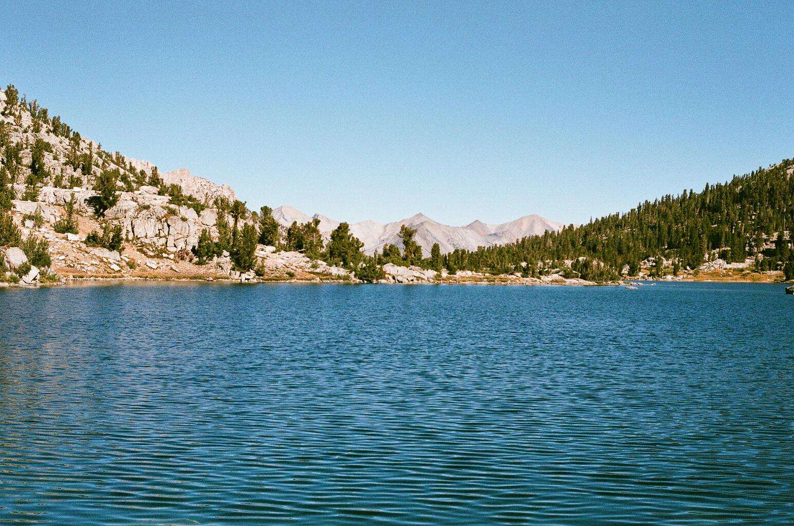 Middle Rae Lake