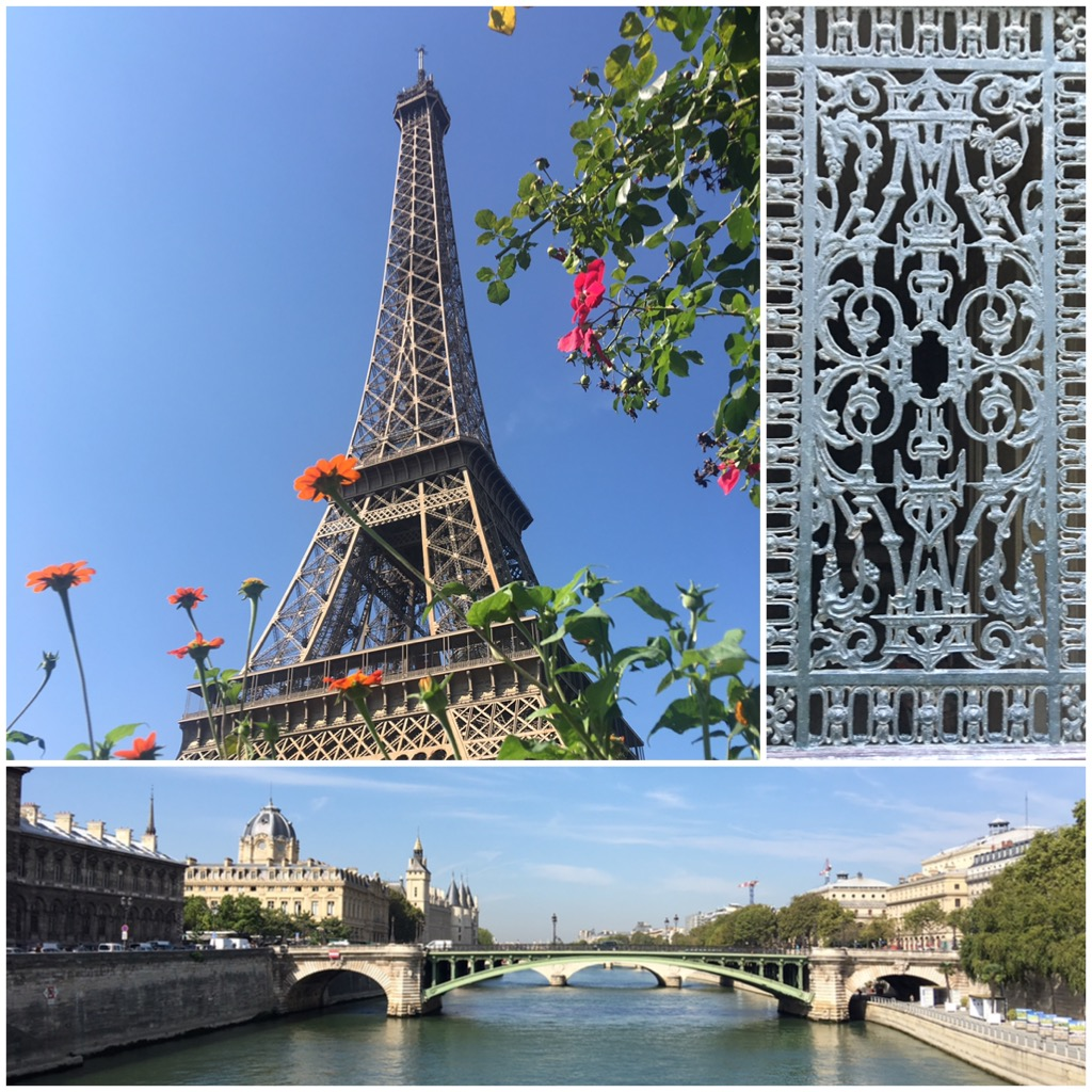 Paris with my wonderful hubby!
