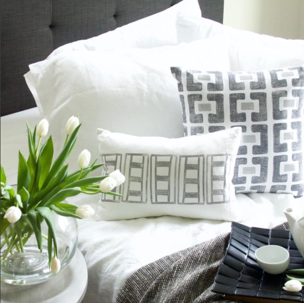 Click the photo to shop these fantastic Made On 23rd pillows!