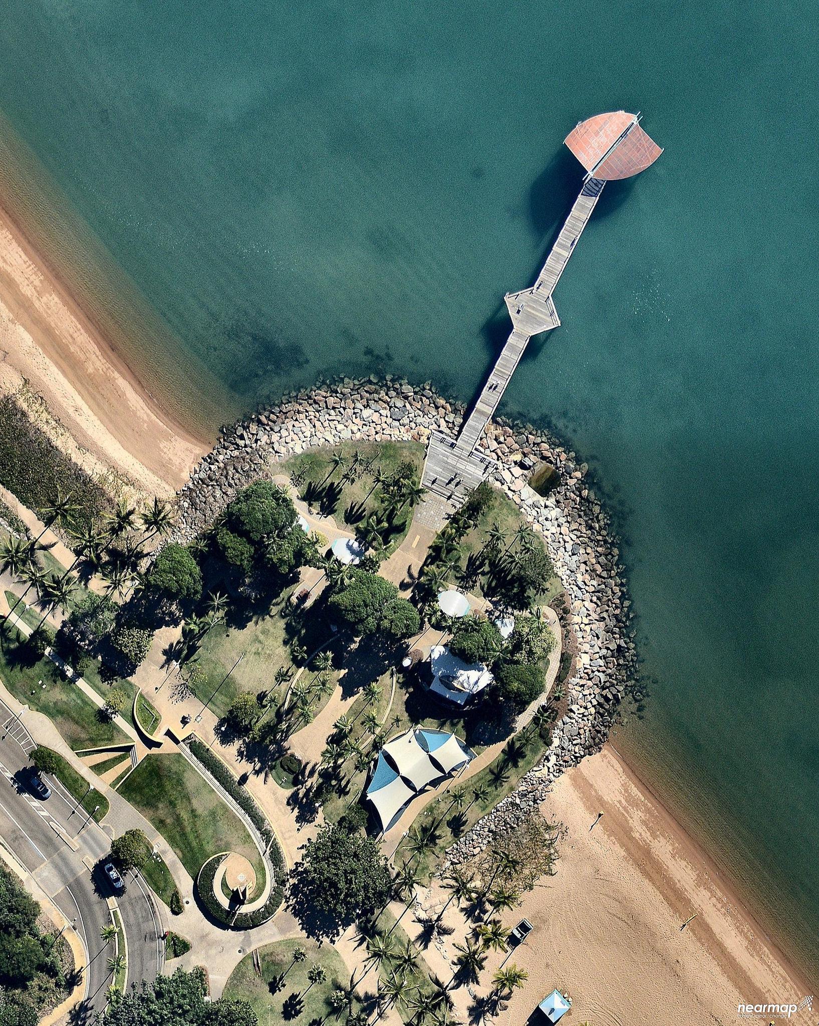 Strand Pier, Townsville, QLD