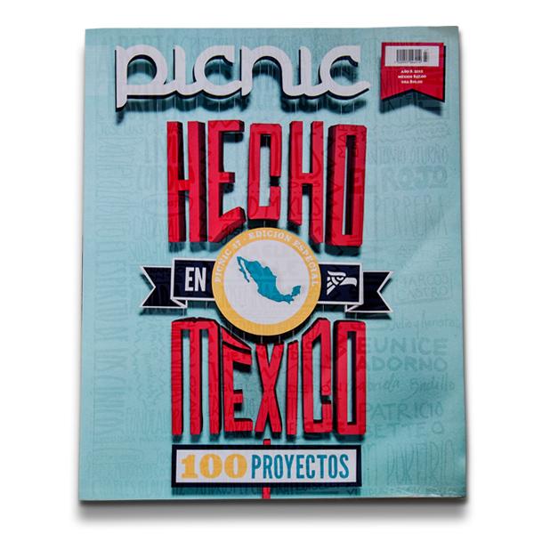 Picnic Magazine #47 'Hecho en México'