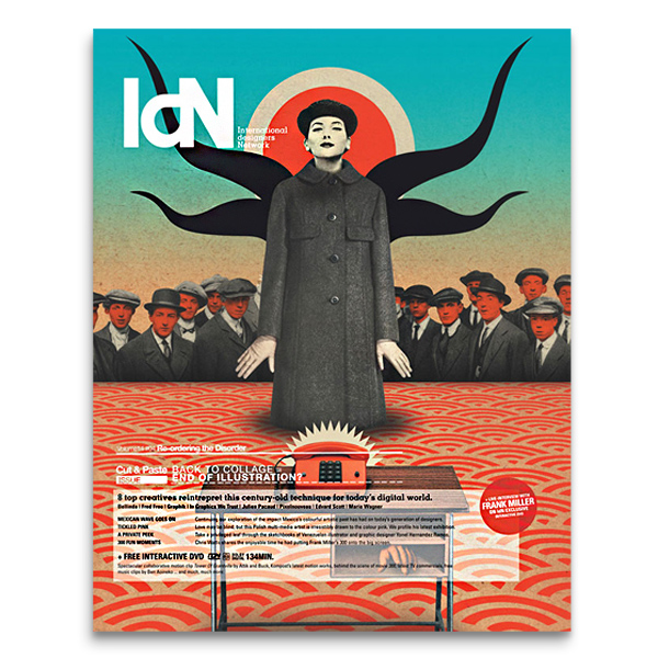 IdN Magazine v14n4: Cut & Paste