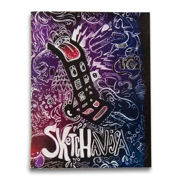 Sketchavisa, Golpeavisa's sketchbook