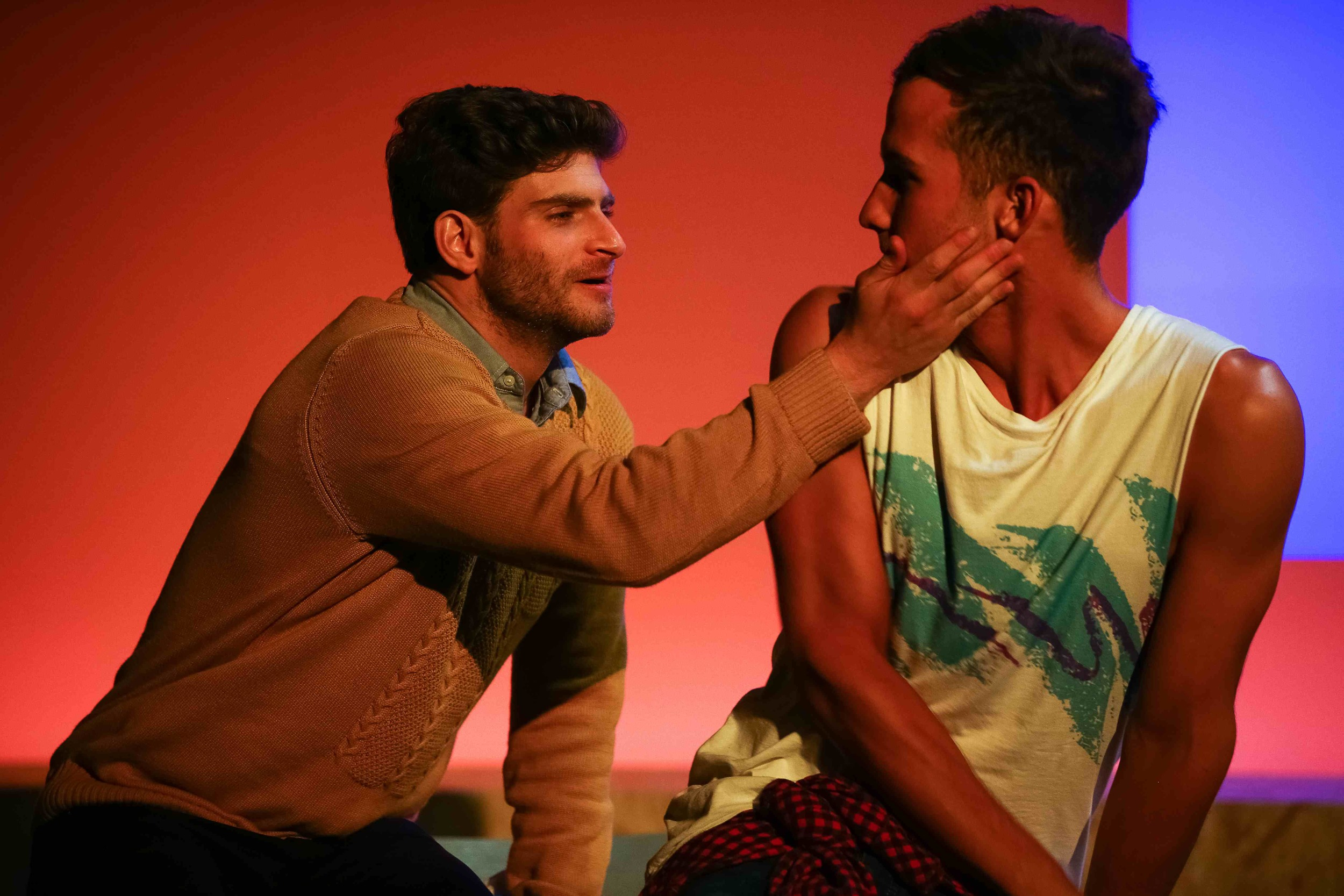 'Reagan Kelly' by Lewis Treston @ NIDA 2015 dir. Ben Schostakowski. With Nicholas Hasemann.
