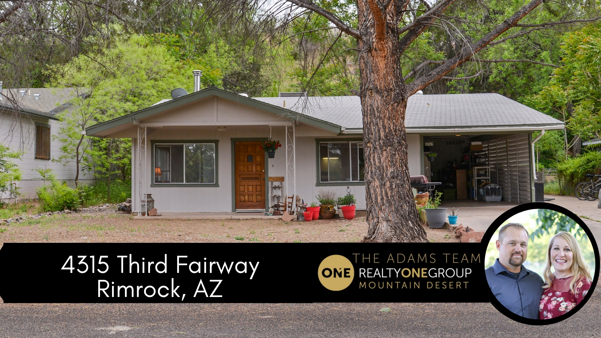 4315 Third Fairway Rimrock AZ 86335