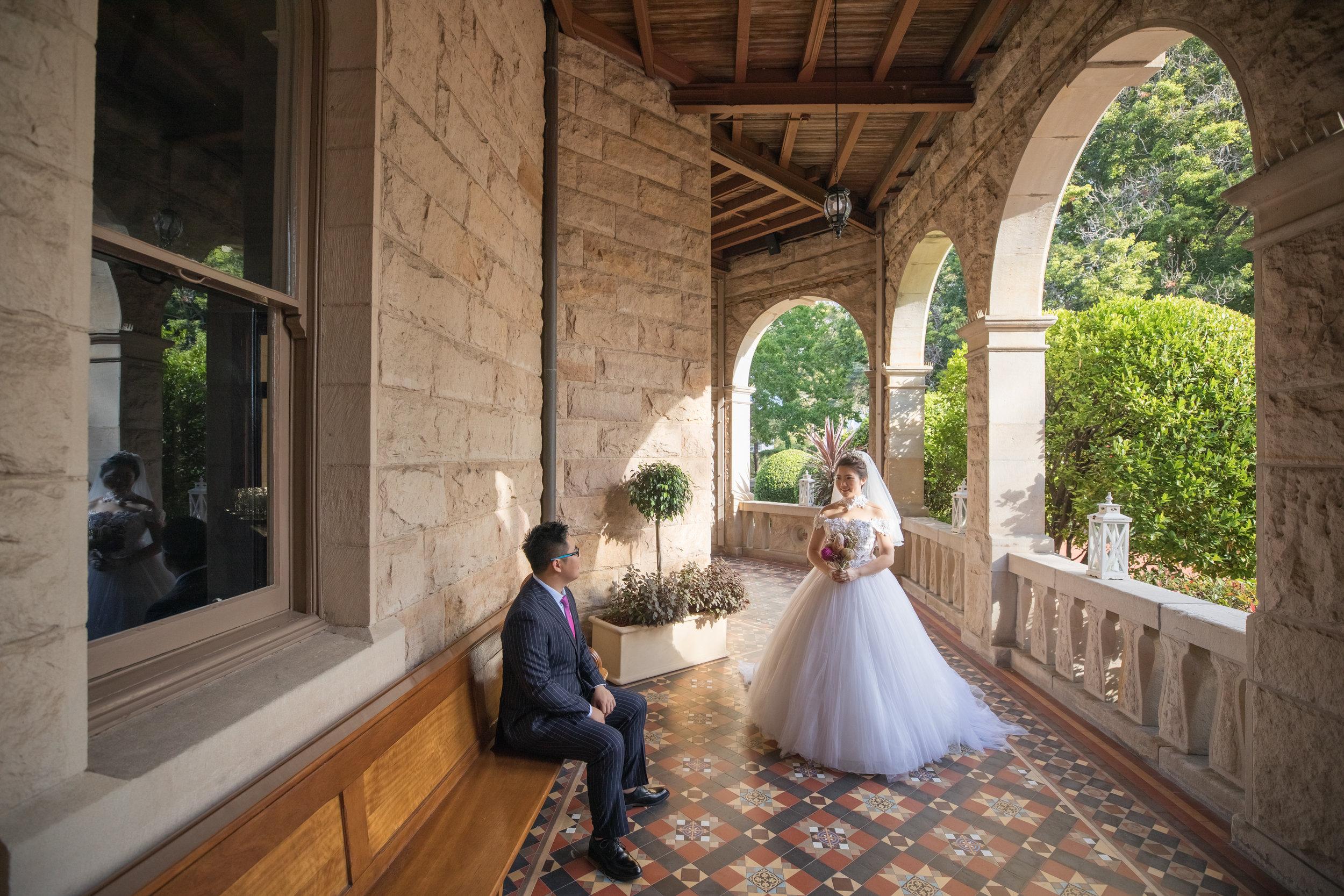 Kane & Xin Liu - Wedding Day