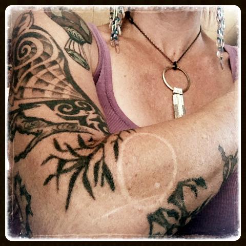 The spirit of tattoos — ayurveda +WORLD