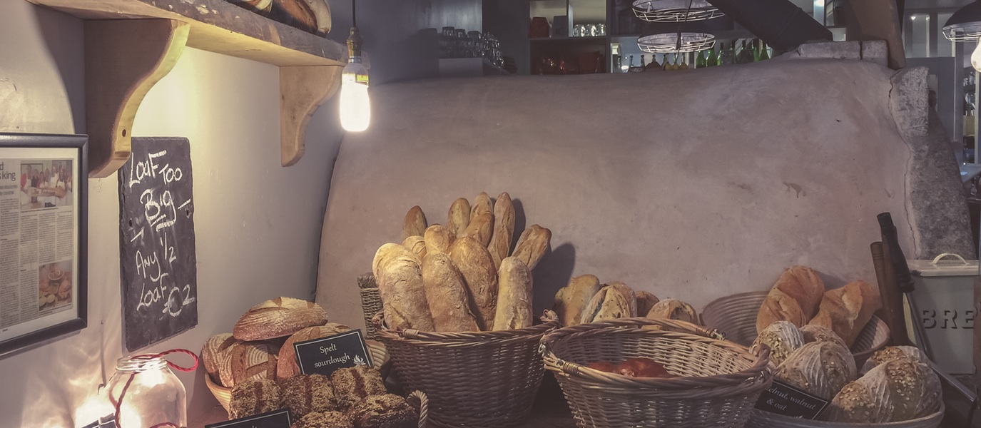 a  study  was conducted that suggests we are kinder and act more ALTRUISTICALLY from being exposed to ambient smells like freshly baked bread.