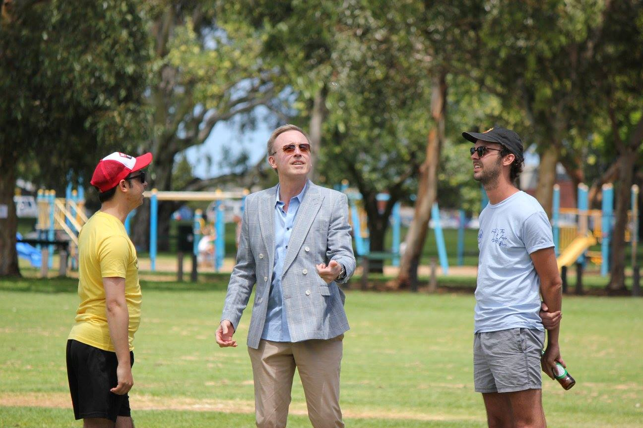 2015 coin toss by Martin Haese