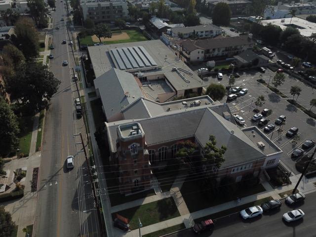 Cornerstone Church, West Los Angeles