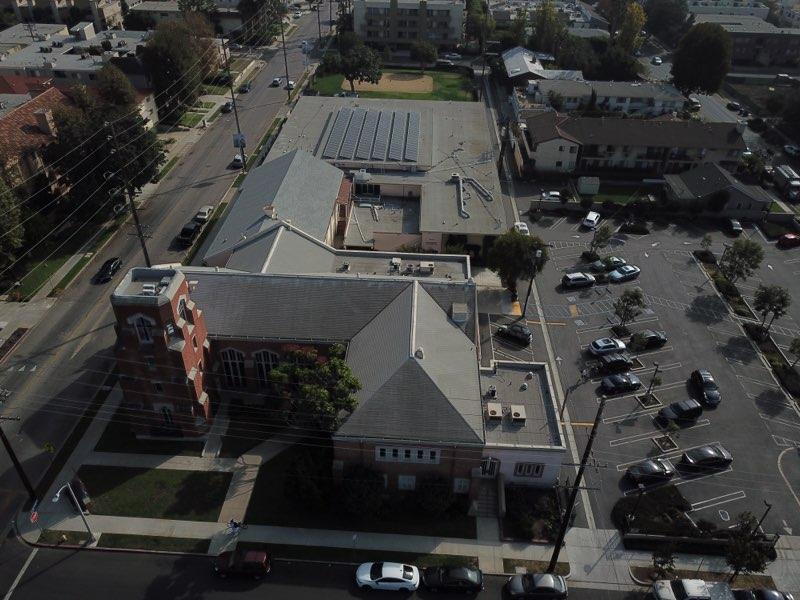 Cornerstone Church | West LA