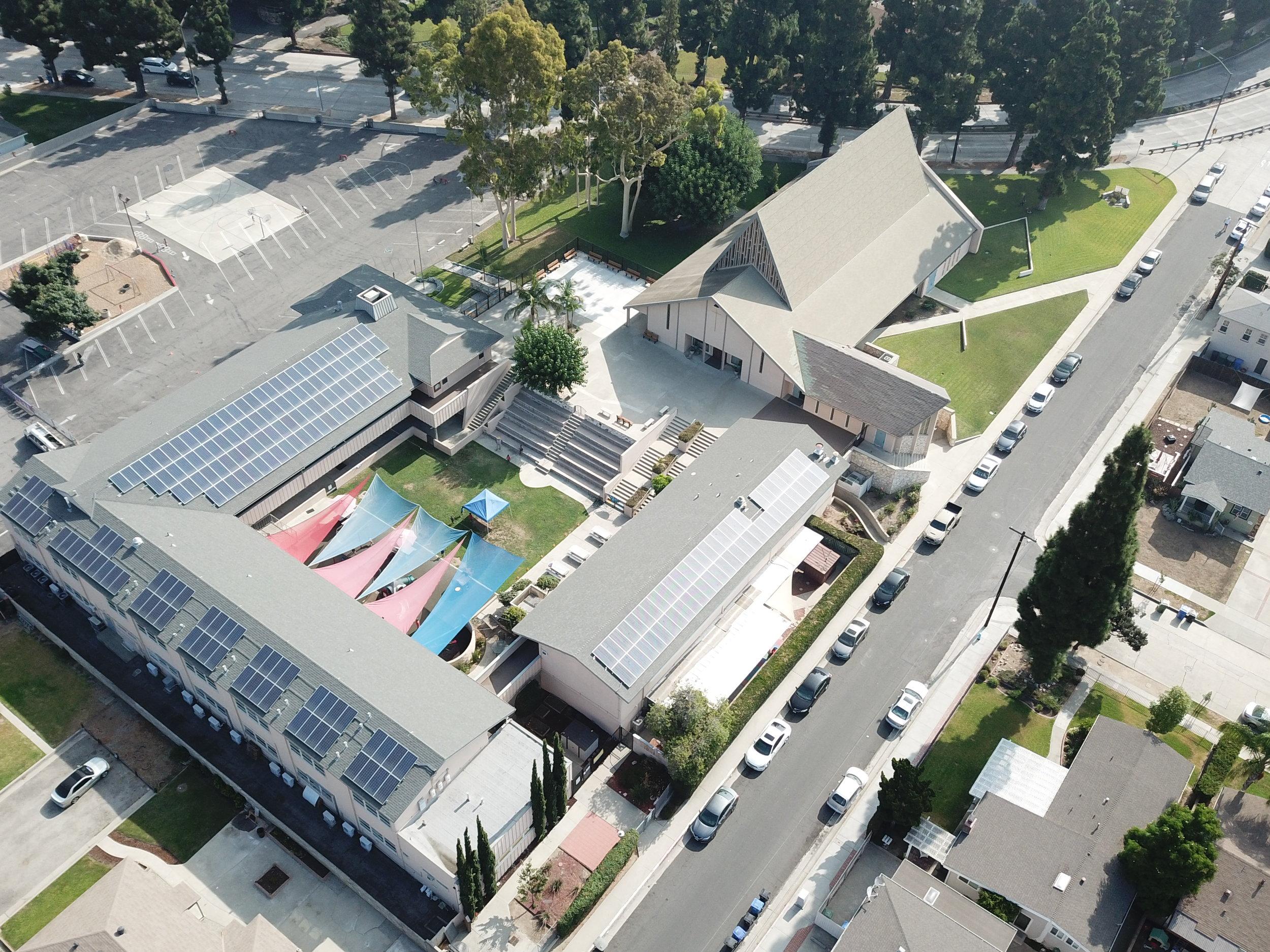 Plymouth Church - Whittier, CA