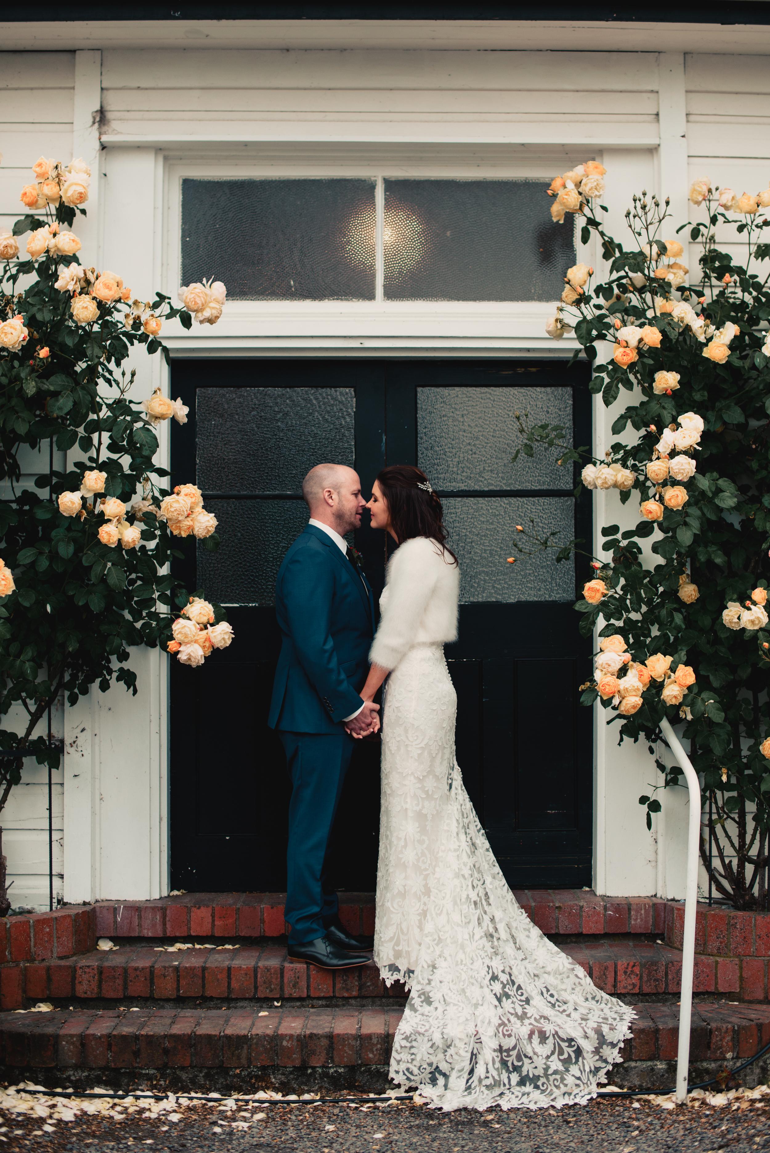Lovelenscapes Photography • New Zealand Wedding Photographer • Wellington Wedding Photographer • Brisbane Wedding Photographer • Anna Campbell • Lace Wedding Gown • Anna Campbell Windsor Gown