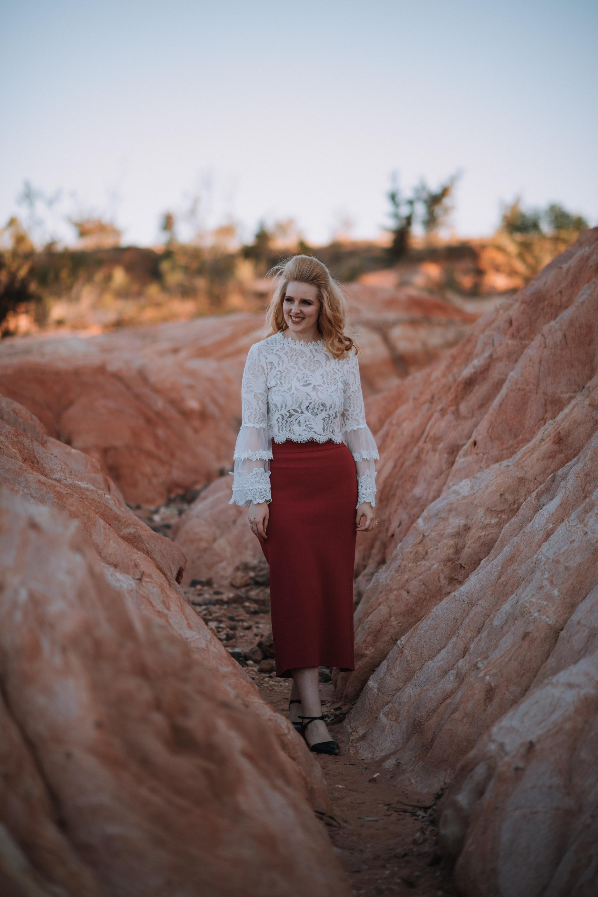 LOVELENSCAPES PHOTOGRAPHY • VISUAL POETRY • MELBOURNE WEDDING PHOTOGRAPHER • ALANNAH HILL DRESS • SUNSET ENGAGEMENT PHOTOS • PINK CLIFFS HEATHCOTE • FASHION EDITORIAL PHOTOGRAPHER • 1.jpg