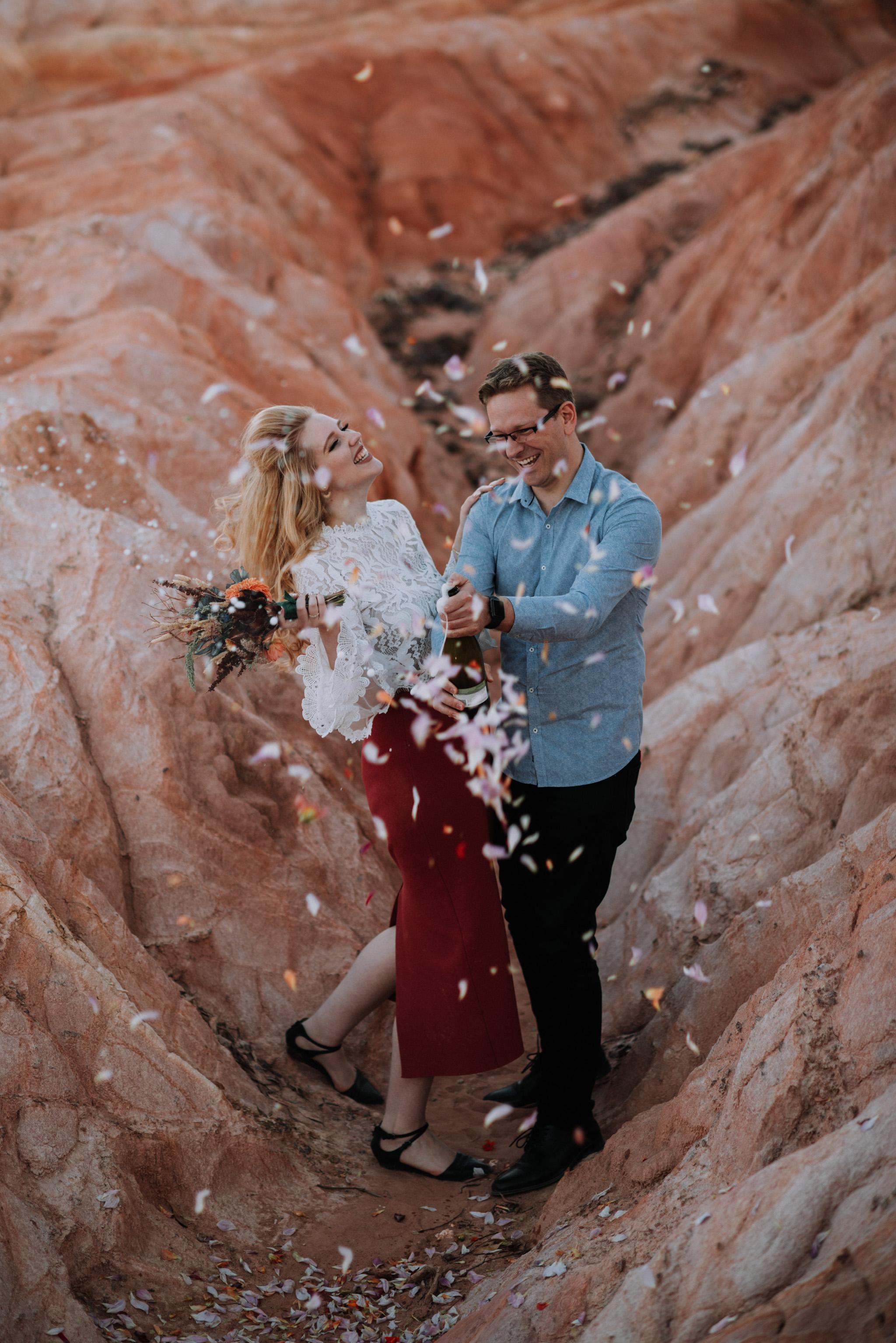 LOVELENSCAPES PHOTOGRAPHY • VISUAL POETRY • MELBOURNE WEDDING PHOTOGRAPHER • ALANNAH HILL DRESS • SUNSET ENGAGEMENT PHOTOS • PINK CLIFFS HEATHCOTE • FASHION EDITORIAL PHOTOGRAPHER • 7.jpg