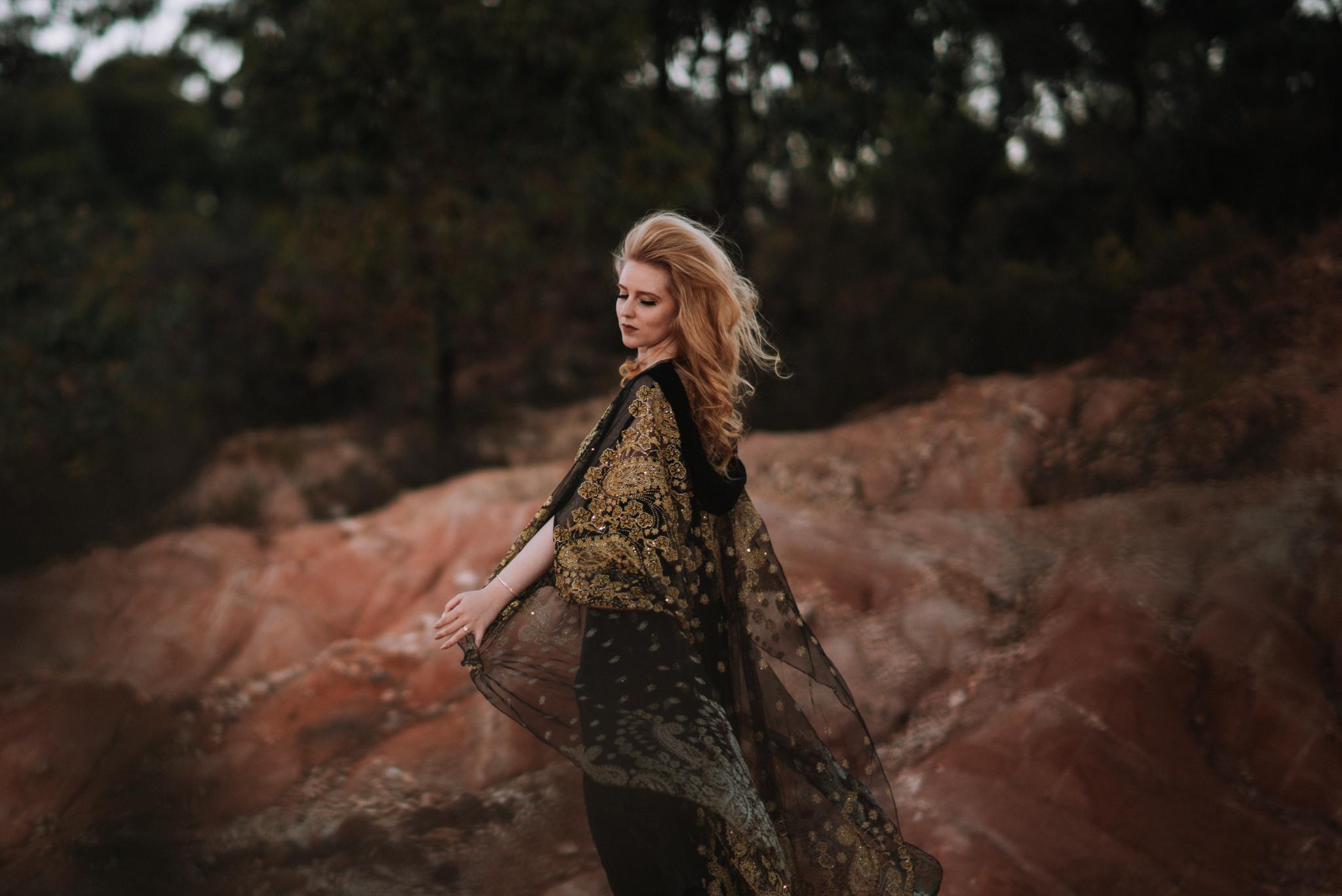 LOVELENSCAPES PHOTOGRAPHY • VISUAL POETRY • MELBOURNE WEDDING PHOTOGRAPHER • ALANNAH HILL DRESS • SUNSET ENGAGEMENT PHOTOS • PINK CLIFFS HEATHCOTE • FASHION EDITORIAL PHOTOGRAPHER • 28.jpg
