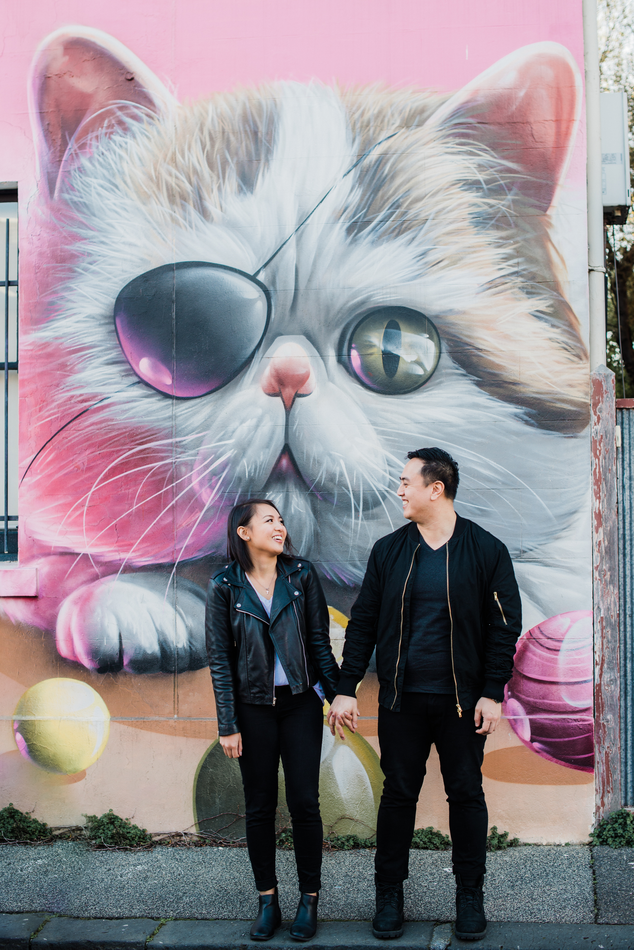 LOVELENSCAPES PHOTOGRAPHY • REZA & DEREK • MELBOURNE FITZROY ENGAGEMENT PHOTOGRAPHY