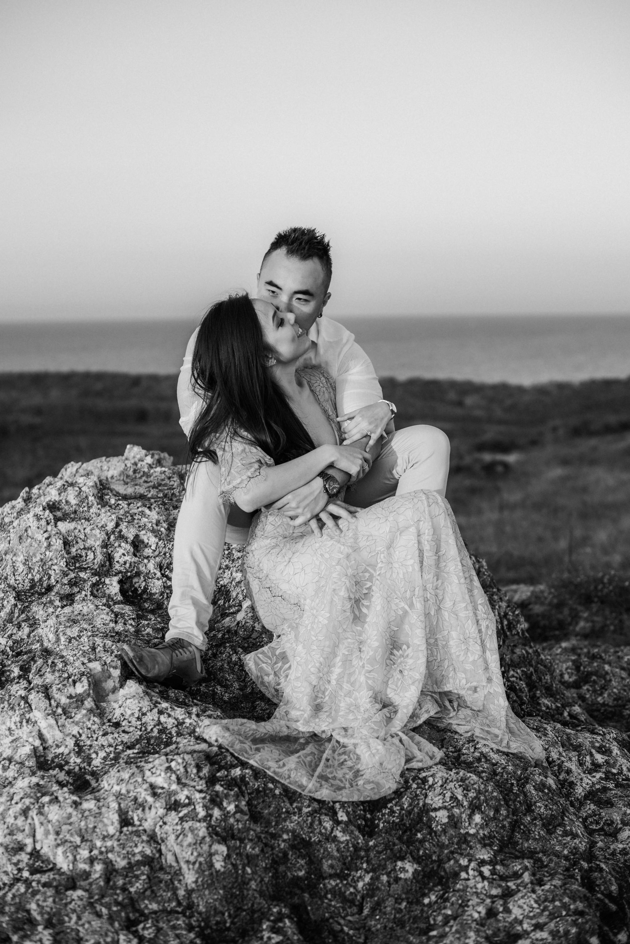 LOVELENSCAPES PHOTOGRAPHY • V + D • SUNSHINE COAST ENGAGEMENT PHOTOGRAPHER • 18.jpg