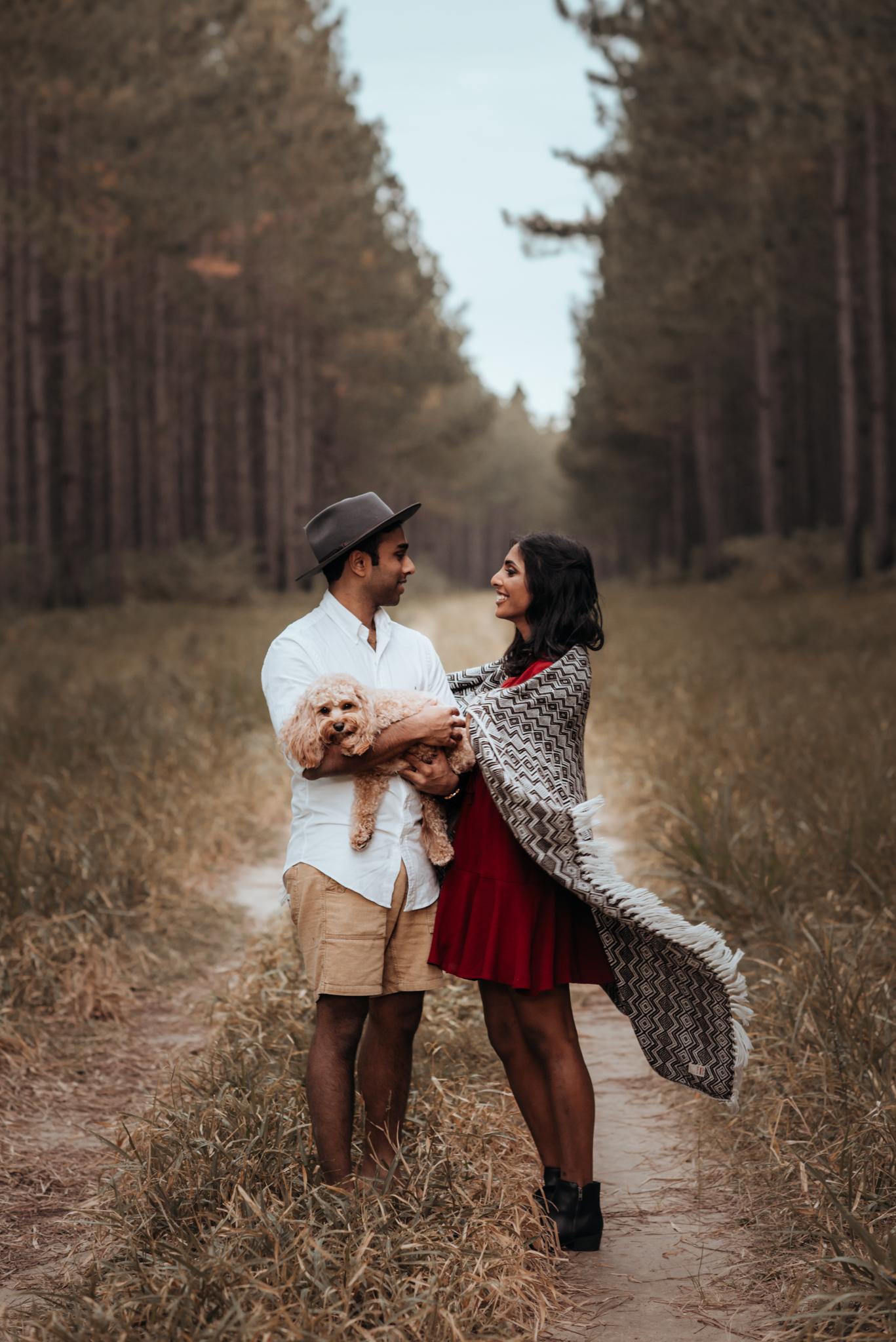 LOVELENSCAPES PHOTOGRAPHY • SUNSHINE COAST ENGAGEMENT PHOTOS BEERBURRUM STATE FOREST • K+A • 39_.jpg