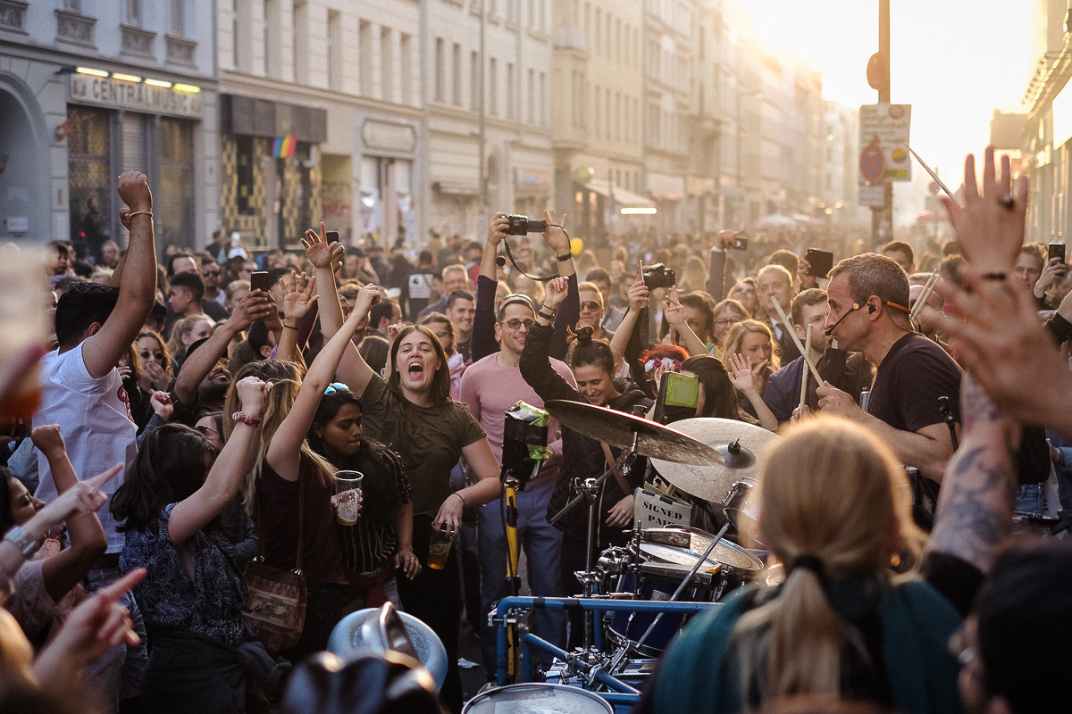 Myfest Berlin - Berlin May Day celebrations in Kreuzberg / 2019