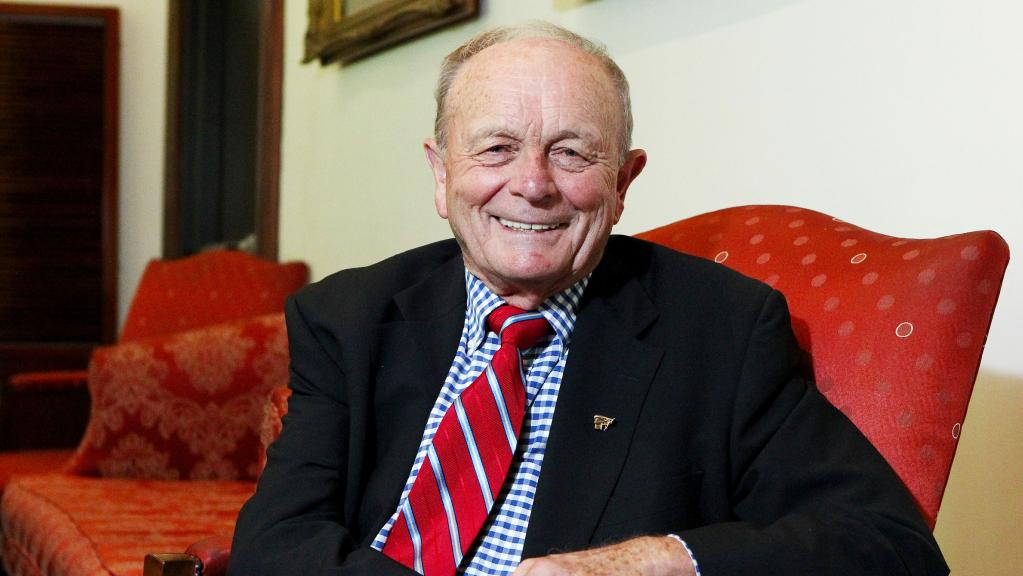 Harvey Norman chairman Gerry Harvey. Picture: Hollie Adams