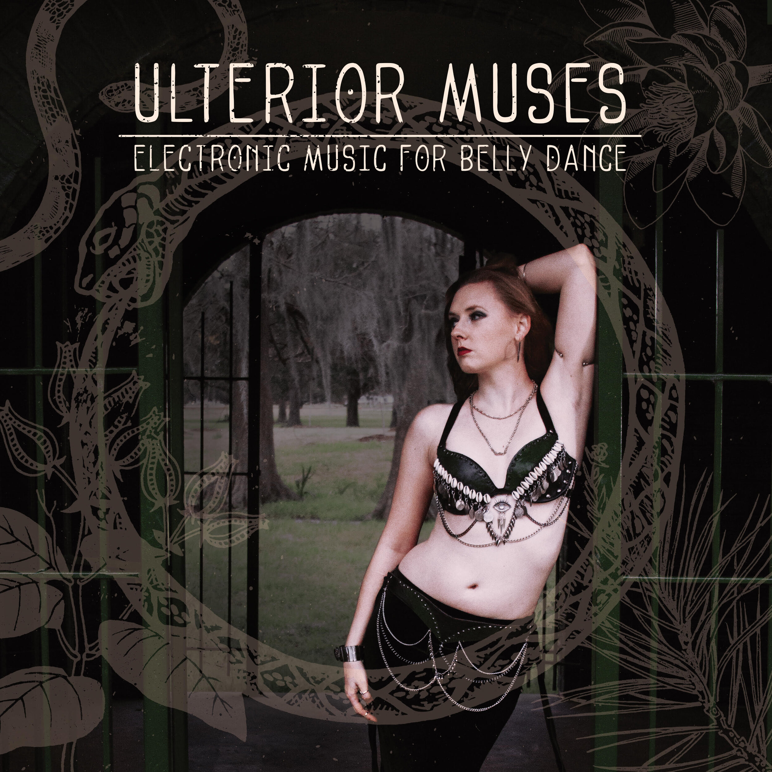 Ulterior Muses:Electronic Music For Bellydance — Distortion ...