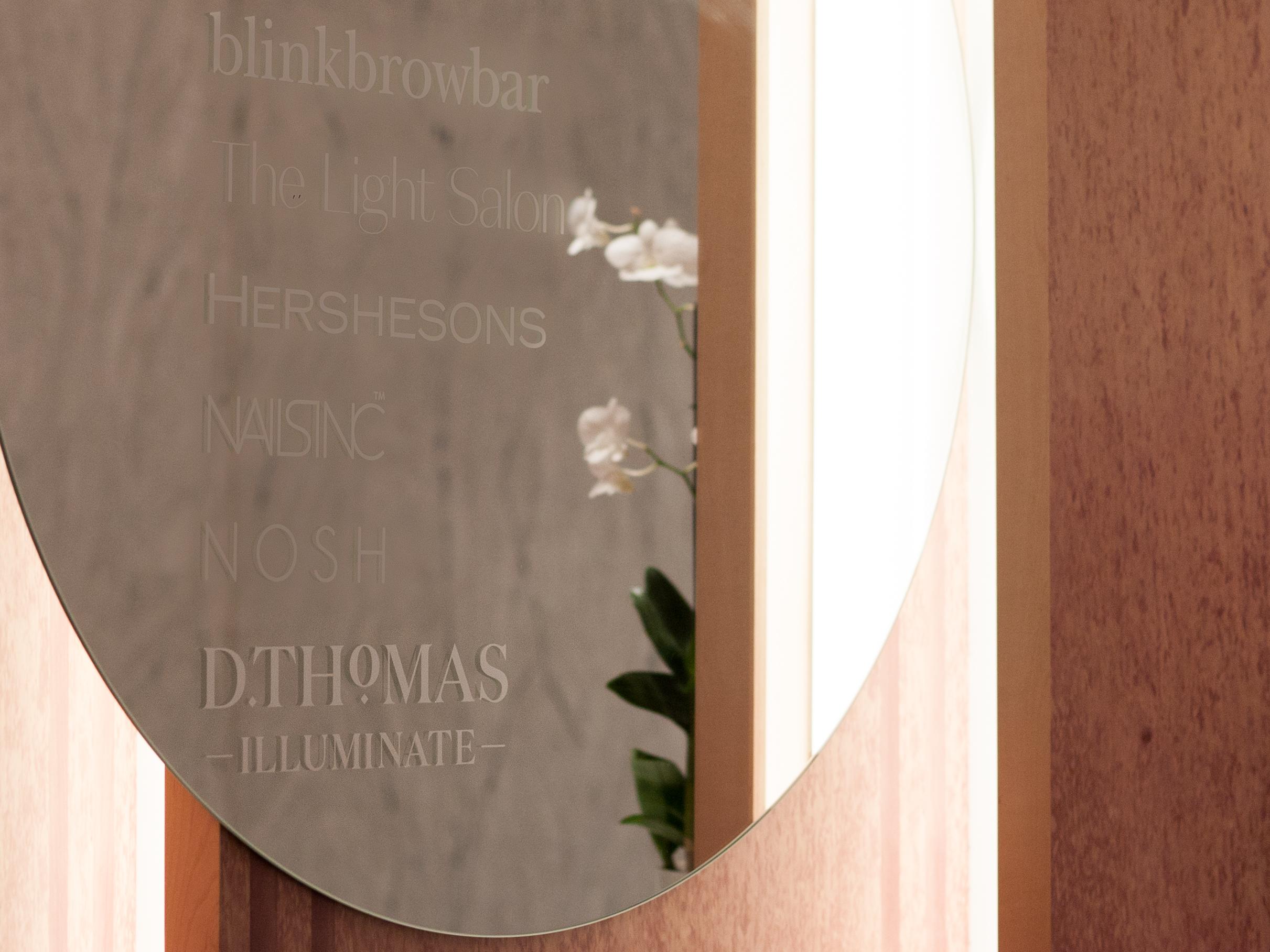 D. Thomas Illuminate Express Treatments