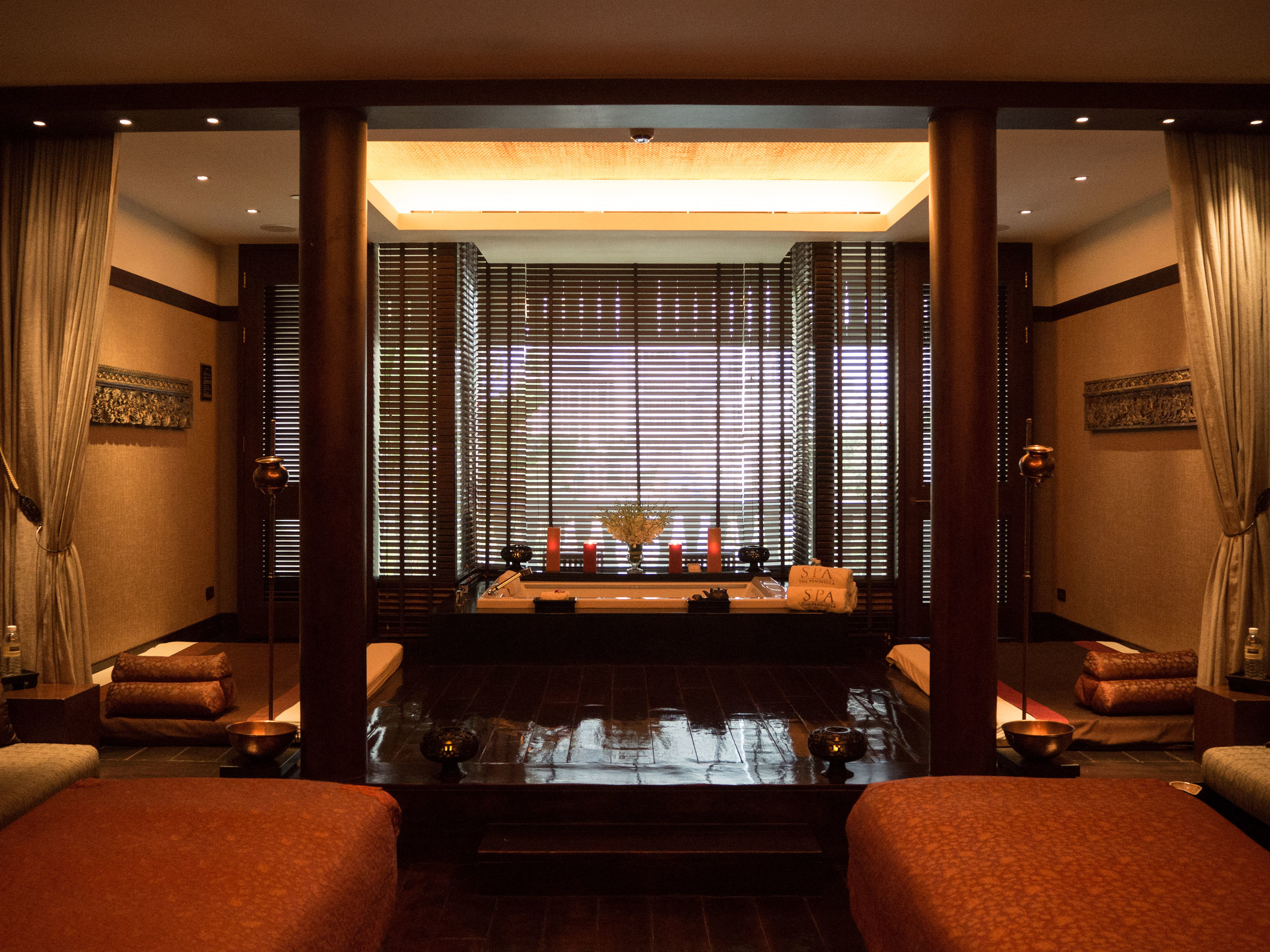 The River View Suite at The Spa, The Peninsula