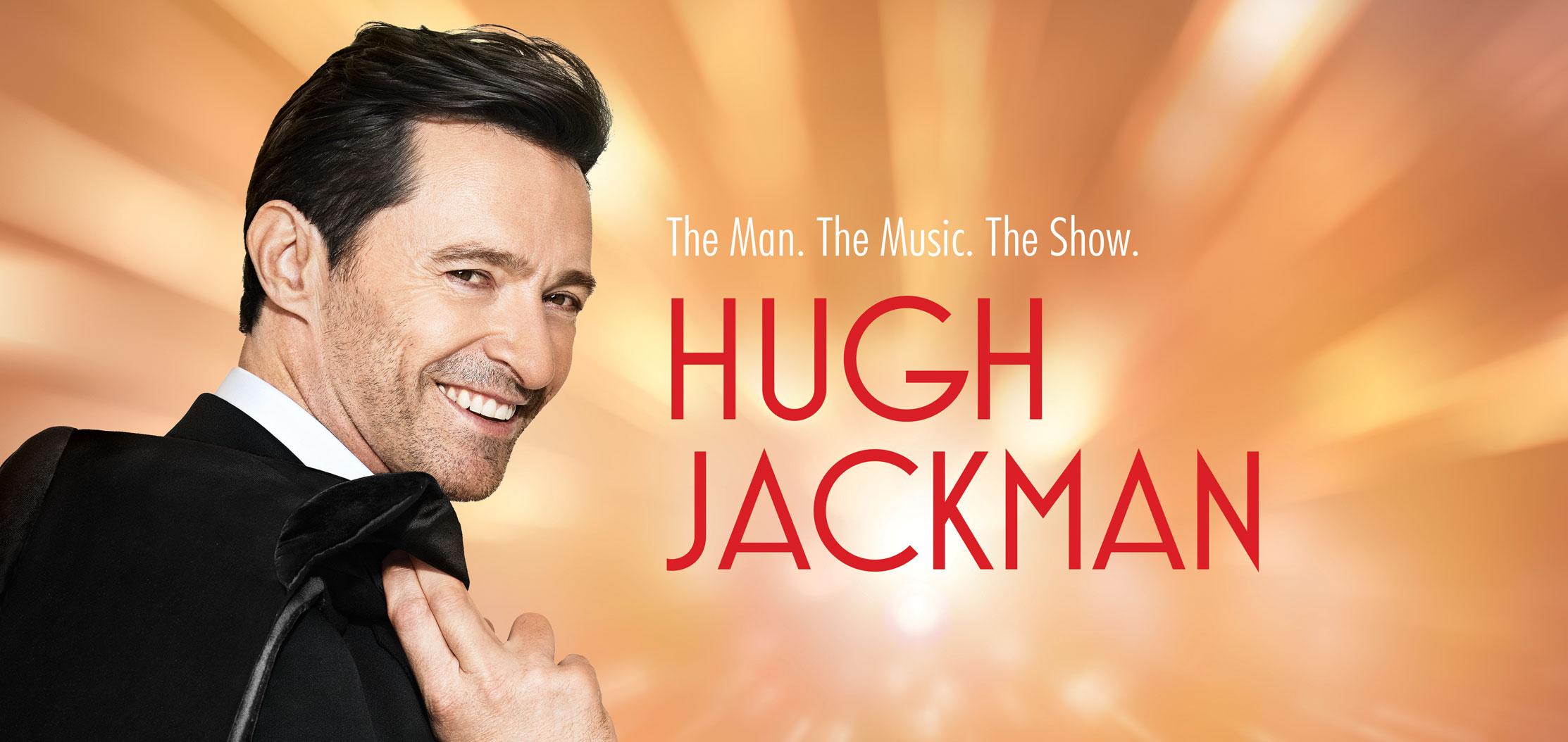 Hugh Jackman World Tour