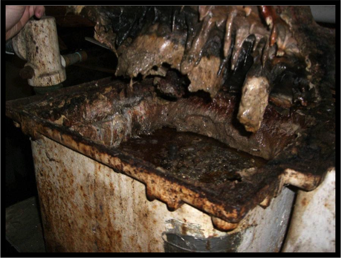 "Fats, oils, and grease (FOG) collect in restaurant grease traps, from which they must be pumped regularly.  Otherwise, the FOG collects in sewer systems and clogs pipes, causing sewer back-ups & overflows.  Northeast Environmental provides a treatment and reuse solution for these challenging ""wastes."""