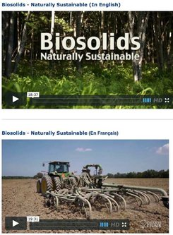 Video: Biosolids: Naturally Sustainable (in English / en français)