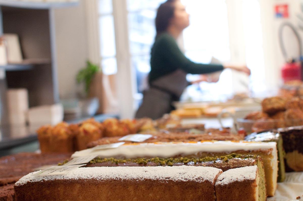 Rose Bakery | Photo Credit: Find. Eat. Drink.