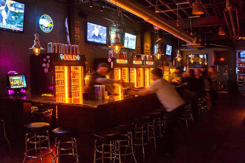 Photograph courtesy of Garage Bar