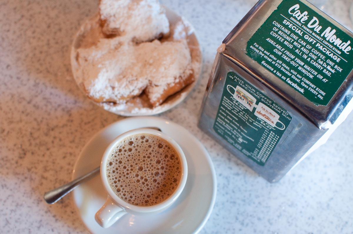 Cafe du Monde | Photo Credit: Find. Eat. Drink.