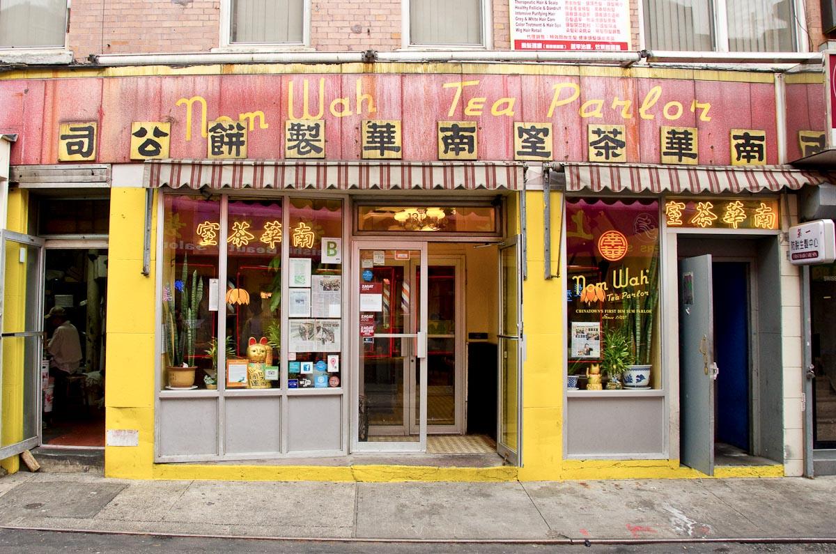 Nom Wah Tea Parlor | Photo Credit: Find. Eat. Drink.