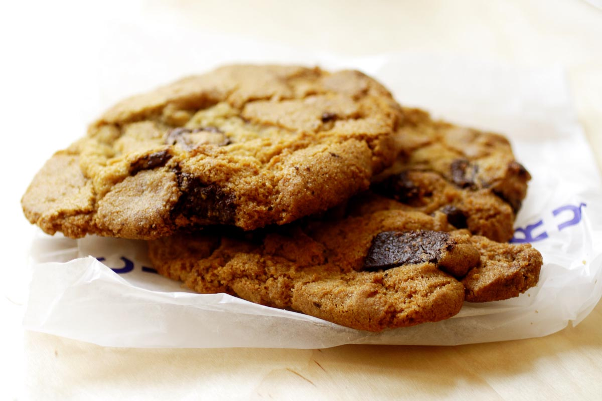Chocolate Chip Cookie at City Bakery | Photo Credit: Robyn Lee